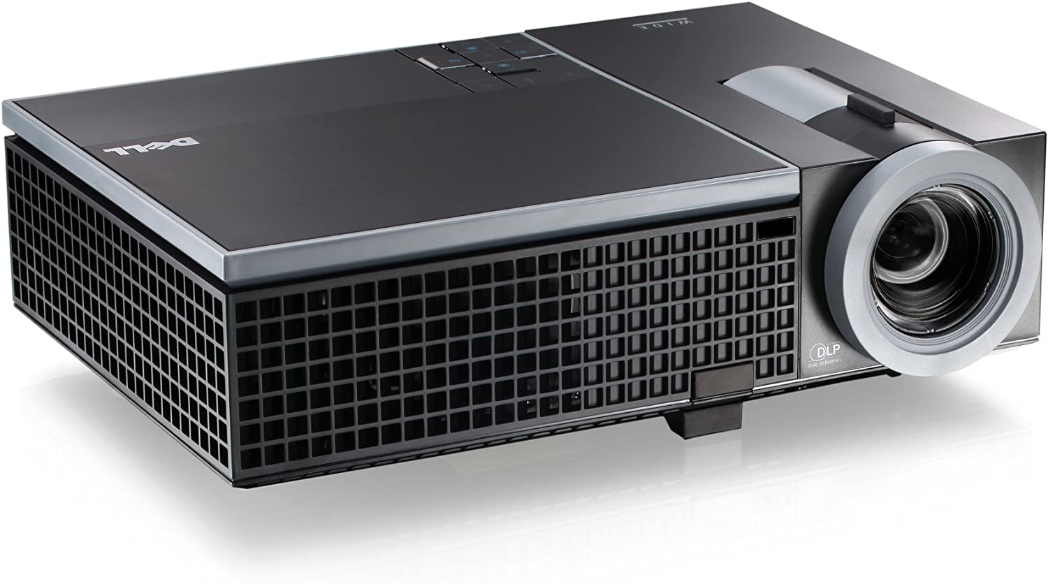 2DJ6988 - Dell 1610HD 3D Ready DLP Projector - 720p - HDTV - 16:10