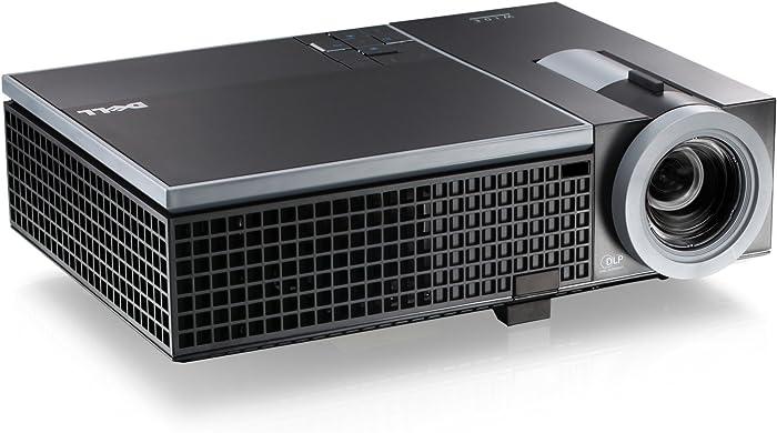 2DJ6988 - Dell 1610HD 3D Ready DLP Projector - 720p - HDTV - 16:10