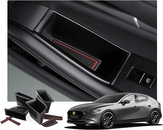 Lfotpp Mazda3 Cx 30 Ablagefach Für Autotür Zweites Organizer Armlehnen 4 Stück Auto