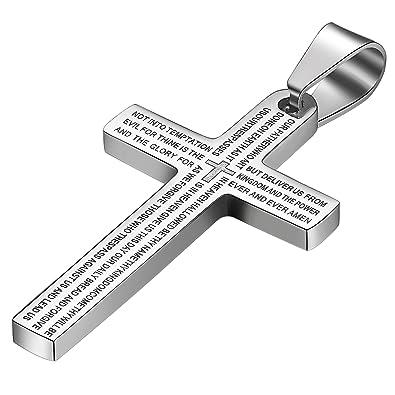 collier avec croix pour femme
