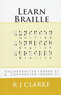 Learn Braille: Uncontracted (Grade 1) & Contracted (Grade ...
