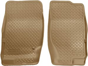 Husky Liners Fits 2002-10 Ford Explorer, 2002-10 Mercury Mountaineer Classic Style Front Floor Mats