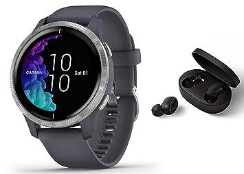 Garmin Venu - GPS Fitness Smartwatch - Reproductor de música ...