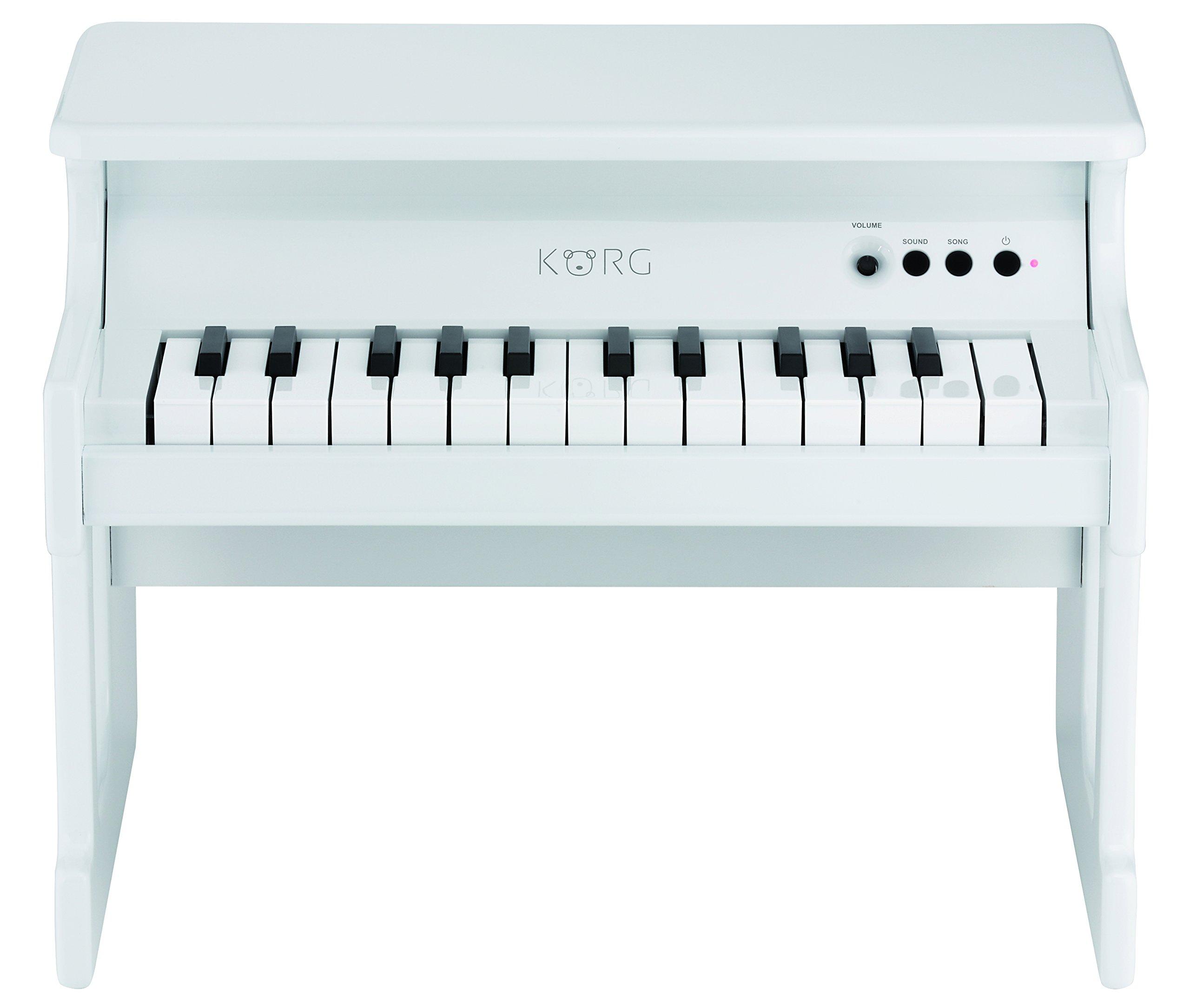 Korg Tiny Piano White by Korg (Image #1)