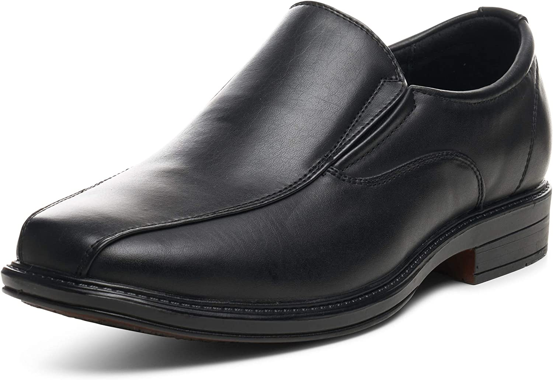 Alpine Swiss Mens Dress Shoes Leather