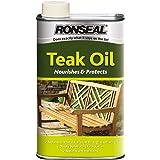 Ronseal TO1L 1L Teak Oil