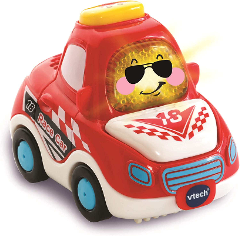 Vtech TOOT-TOOT DRIVERS SPIN RACEWAY Toys Games Pre-School BNIP