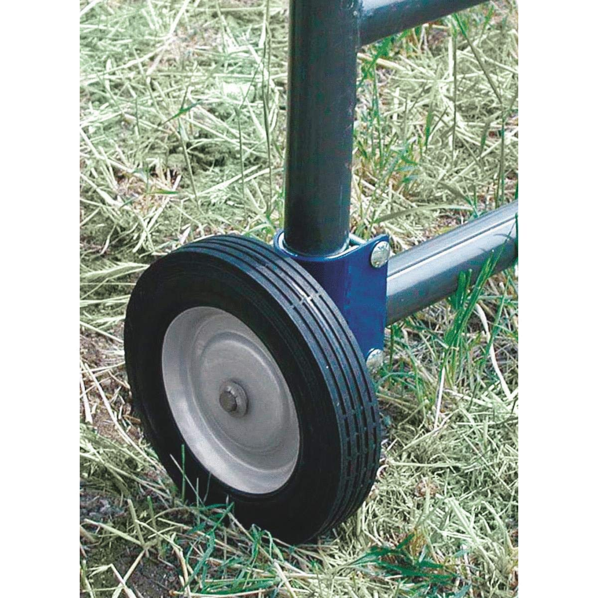 SpeeCo Farmex S16100600-GL161006 Gate Wheel Helps to prevents gate sagging Allows gate to open and close with ease Fits round tube gate 1-5 8 to 2 O.D. Easy installation