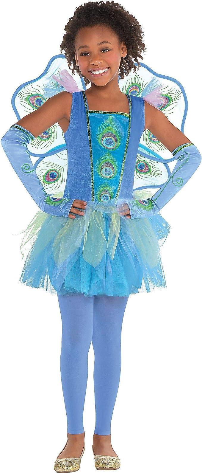 Los niños del pavo real princesa disfraz: Amazon.es: Ropa y ...