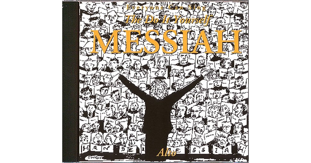 Hal Leonard Handel's Do-It-Yourself Messiah Choral Tutorial (Alto CD) PDF