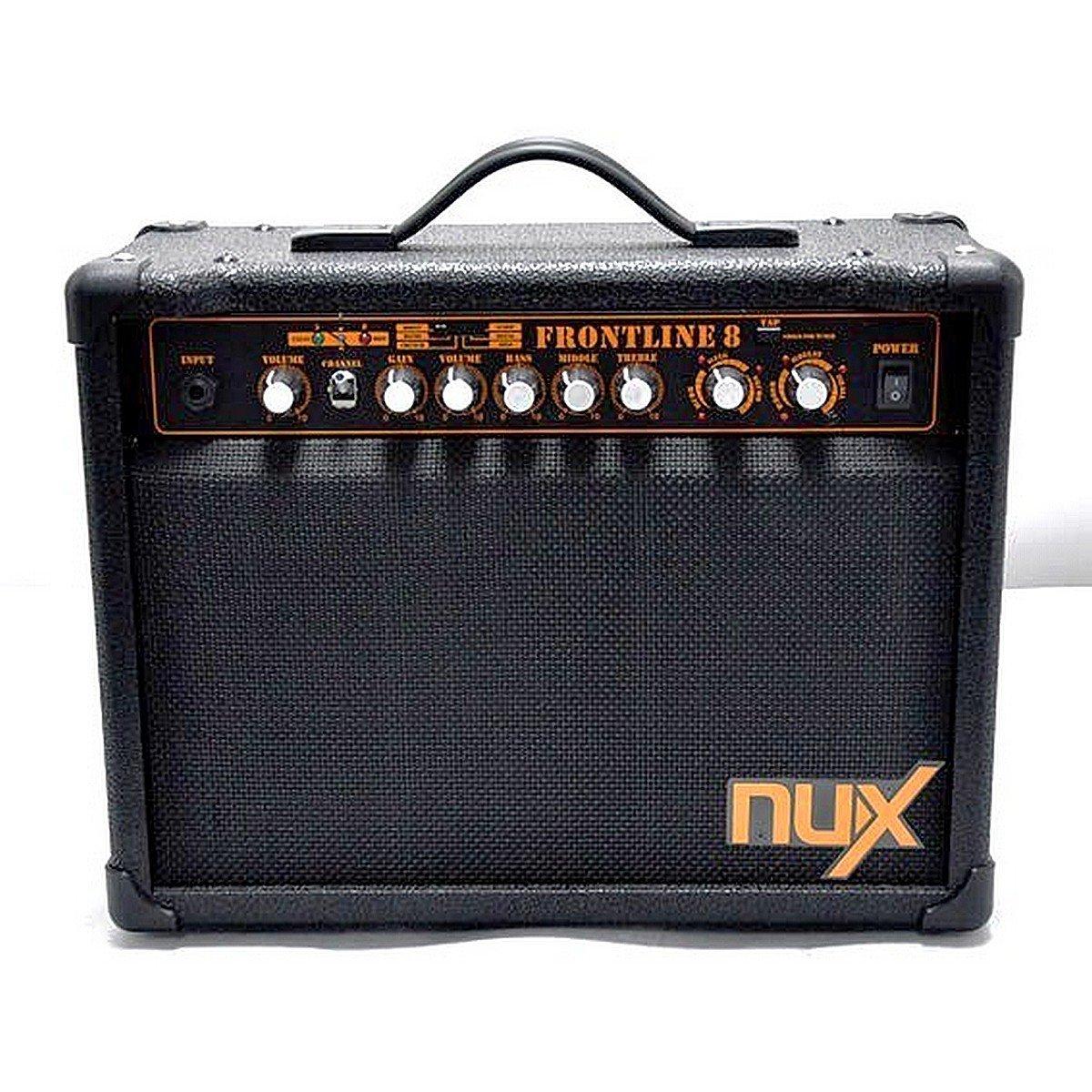 NUX Frontline 8 Electric Guitar Amplifier 8-Watt Clean and Distortion