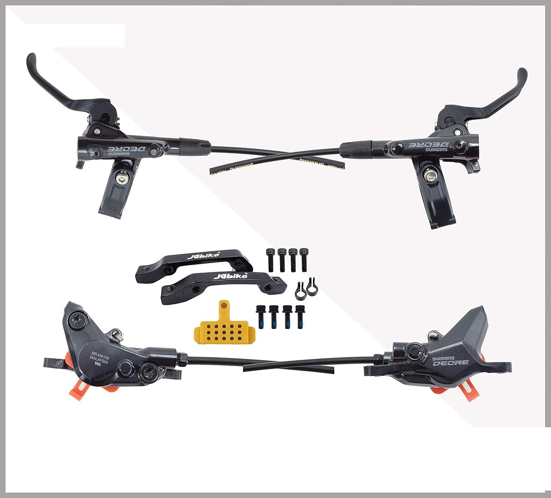 Shimano DEORE M6100 Hydraulic Disc Brake Set