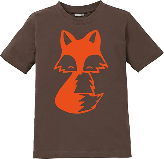 S/ü/ßes Fuchs Motiv Bio Baby T-Shirt