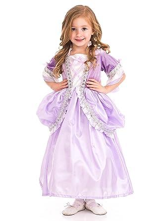 Amazon.com: Little Adventures Royal Rapunzel Princess Dress Up ...