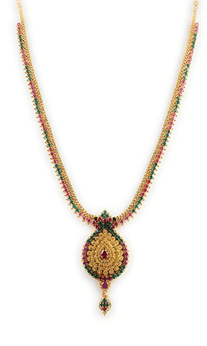 Buy Sukra Gold 1 Gram Micro Gold Plated Traditional Designer