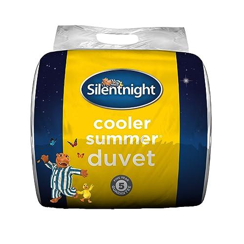 Silentnight Cooler Summer 4.5 Tog Duvet, Single