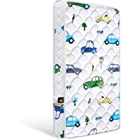 Bubble bear Foam Crib Mattress and Toddler Mattress -Comfortable and Breathable & Solid Safety Edge & Size:52X27.6X5…