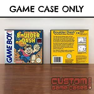 Gameboy Boulder Dash - Game Case