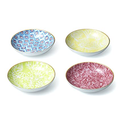 Amazon com: Lilly Pulitzer for Target Porcelain Bowls with