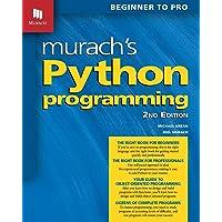 Murach's Python Programming (2nd Edition)