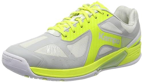 Kempa Wing Lite Women Caution, Zapatillas de Balonmano para Mujer: Amazon.es: Zapatos y complementos