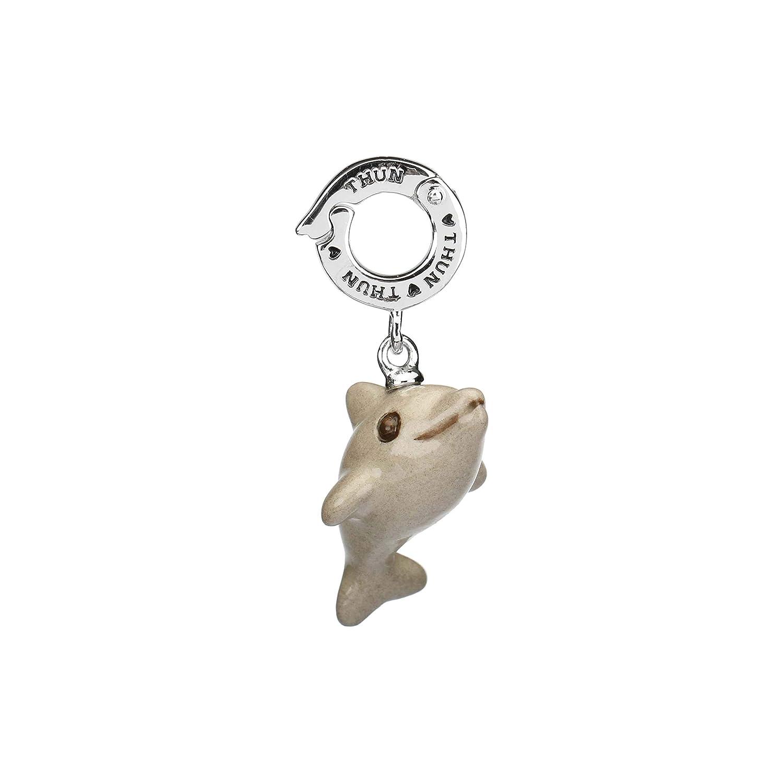 THUN Charm Special Icon Delfino in Ceramica
