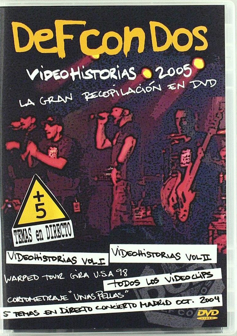 Videohistorias 2005 [DVD]: Amazon.es: Def Con Dos: Cine y Series TV