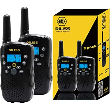 mini DilissToys Walkie Talkies