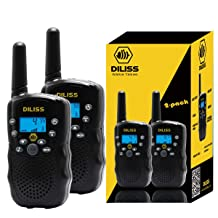 DilissToys Walkie Talkies