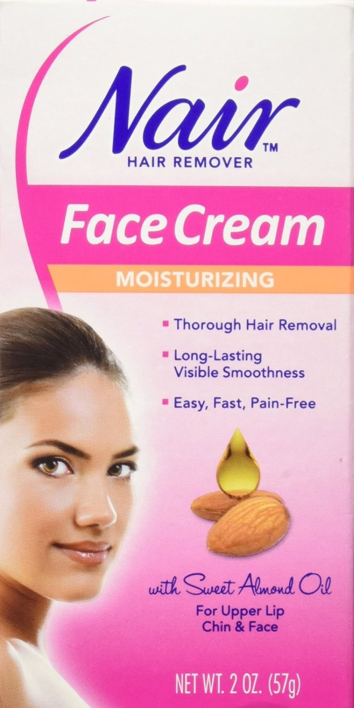 Nair Hair Remover Face Cream 2 Ounce (59ml) (3 Pack) by Nair (Image #3)