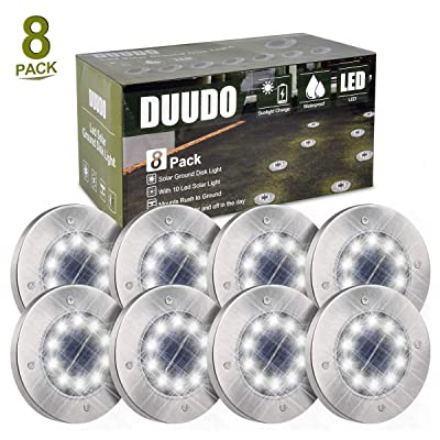 DUUDO Solar Ground Light
