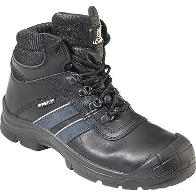 Lemaitre 92238Tamaño 38Grande Ancho S3Andy Aqua Zapatos de Seguridad, Color Multicolor, Talla 38