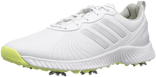 1fbf2e09a Adidas Women s W Response Bounce Golf Shoe FTWR White Silver met. semi  Frozen