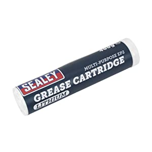 Sealey SGC1 Grease Cartridge EP2 Lithium 400g