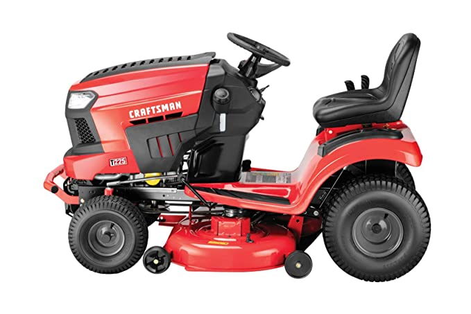 craftsman lawn tractor reviews