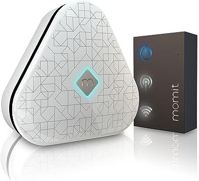 Momit Cool SKCOOLEU - Kit de inicio (Termostato + Gateway ...