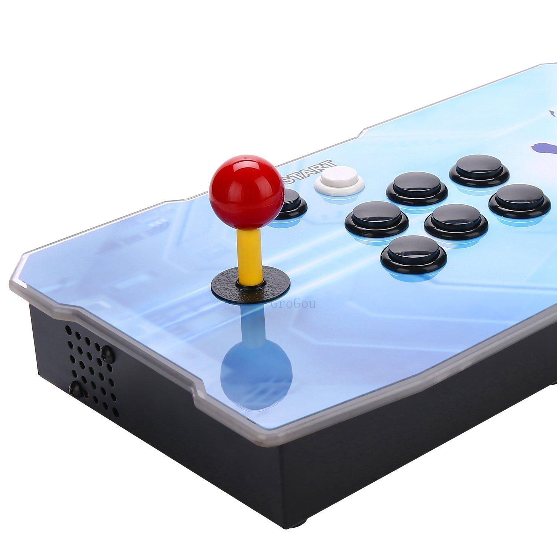 J-Deal [1500 HD Arcade Games Arcade Video Game Console 1500 Retro Games Pandora's Box 9 Arcade Machine Double Arcade Joystick Built-in Speaker 1280x720 Full HD Mini Arcade by J-Deal (Image #5)