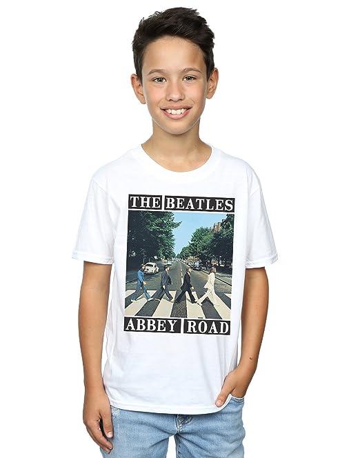17d3cae3c The Beatles niños Abbey Road Camiseta  Amazon.es  Ropa y accesorios