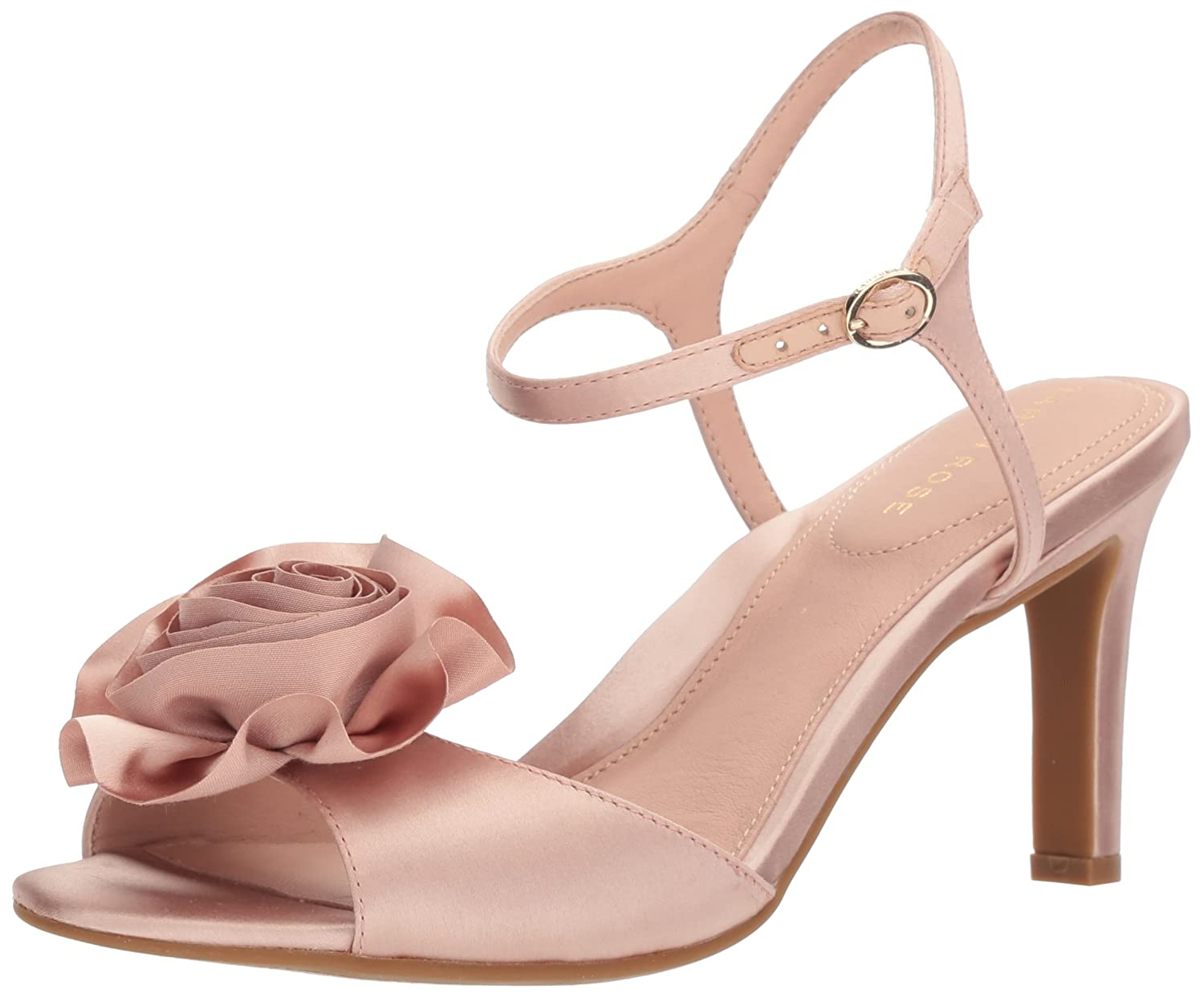 Taryn Rose Women's Jacklyn Pump B075MQNQ2B 8.5 M Medium US|Blush