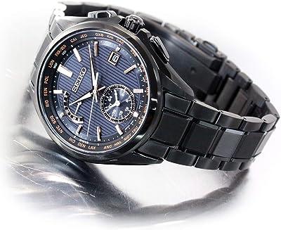 [セイコー]SEIKO ブライツ BRIGHTZ 電波 ソーラー 電波時計 ネット流通限定モデル 腕時計 メンズ SAGA293