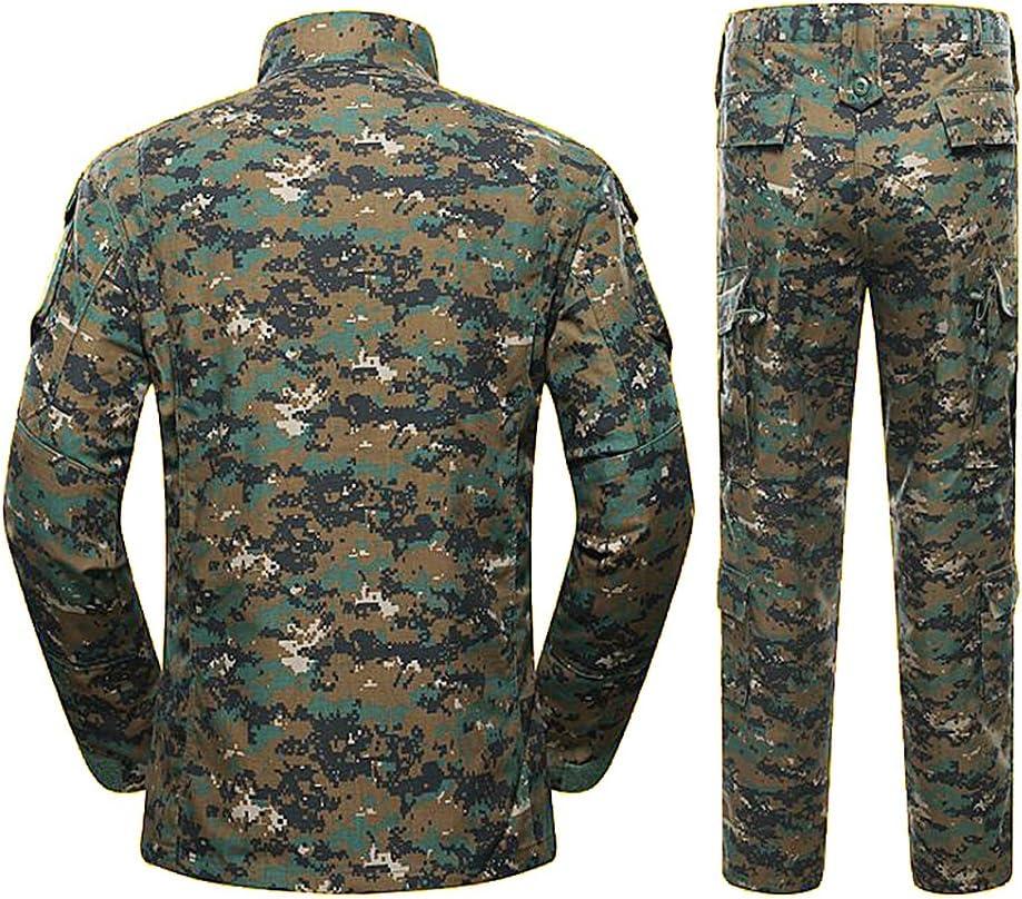 H World Shopping Militar Táctico para Hombres de Caza Combate BDU ...