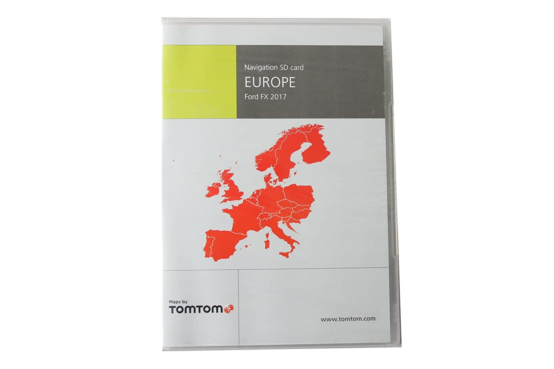 Tarjeta SD Europa Ford FX 2017 - TomTom - i1031031: Amazon ...