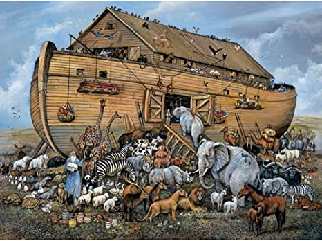 Bits and Pieces 500 Piece Jigsaw Puzzle
