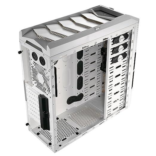 28 opinioni per Aerocool Xpredator X1 Case Middle Tower, Bianco