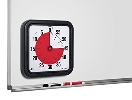 amazon com time timer original magnetic 12 inch 60 minute visual