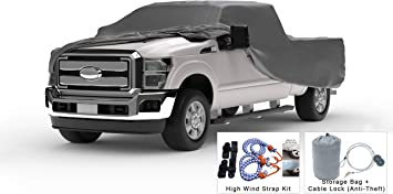 Truck Car Cover Dodge Ram 3500 Long Bed Ext Cab 1994 1995-2001