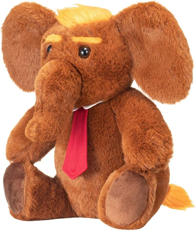 Donald Trump 2020 and 2016 Limited Edition Collector Teddy bears FREE SHIP
