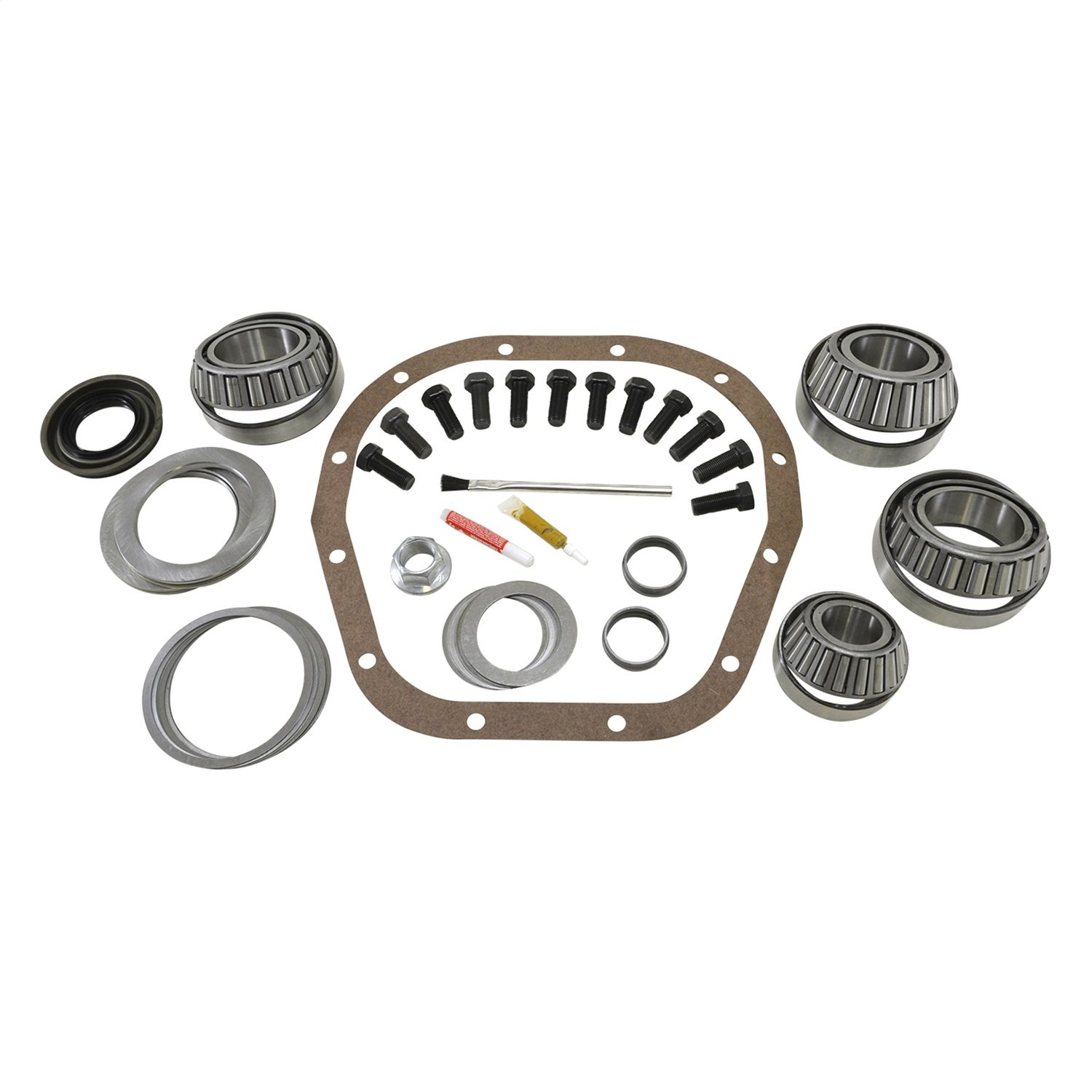 Yukon Gear /& Axle YK F10.25 Master Overhaul Kit for Ford 10.25 Differential