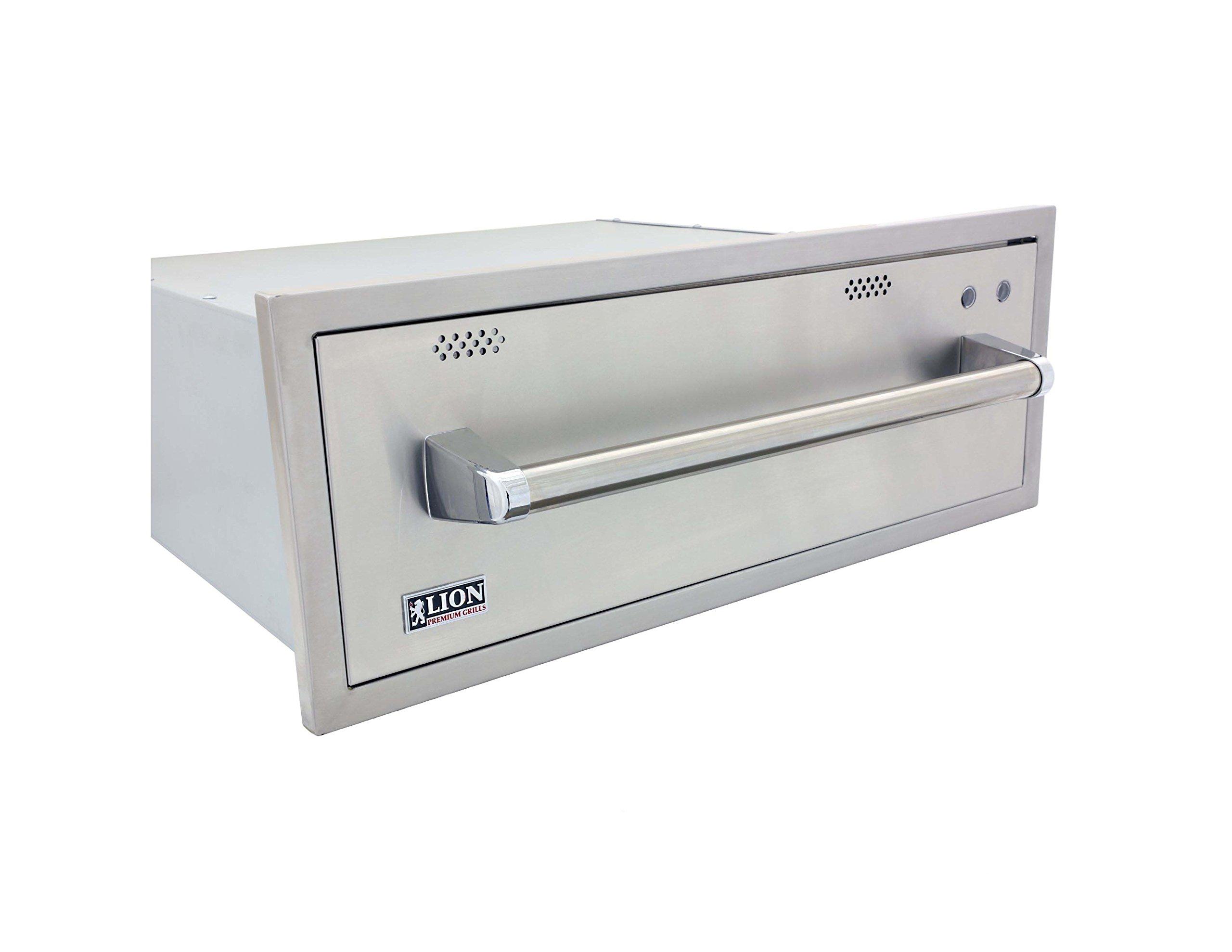 Lion Outdoor Kitchen Warming drawer - WD256103