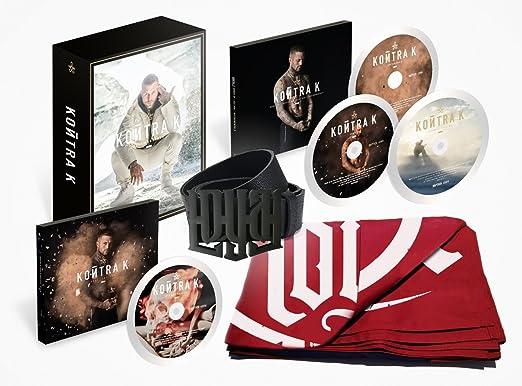 Erde Knochen Limited Box Set Kontra K Amazonde Musik